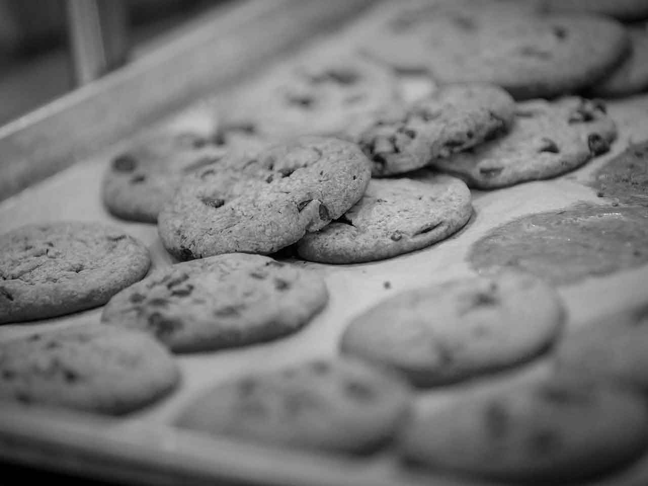 A photo of cookies at Cleveland State University