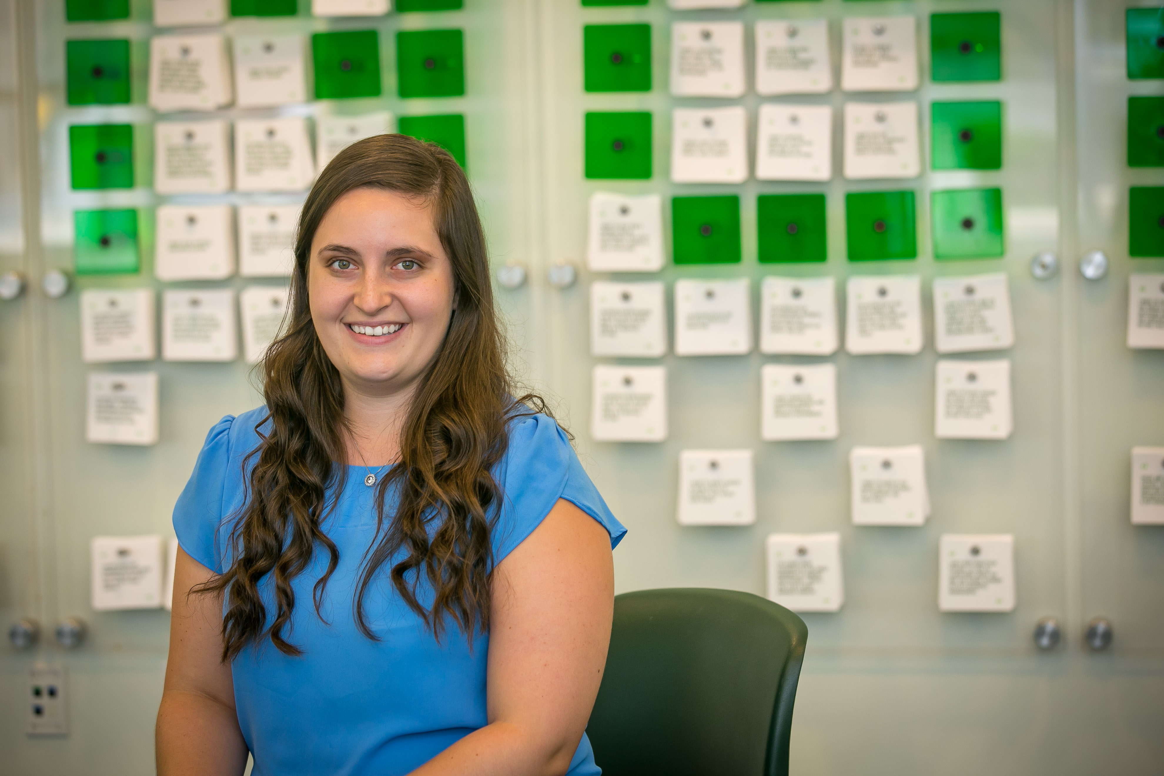 Image of Admissions Counselor Rachel Klacza
